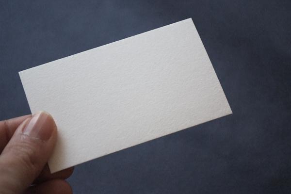 緻密でしっとりな越前和紙